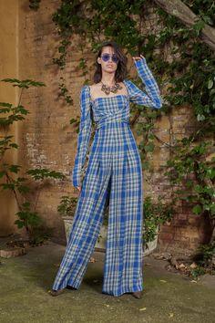 Rosie Assoulin Resort 2018 Fashion Show Collection