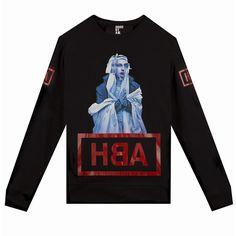Hood By Air Species Graphic Sweatshirt