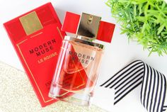 I'm sure many of you already know Kendall Jenner is now the face of Estée Lauder cosmetics, a wise decision on their part as I think it will attract a younger audience to the brand. Pink Peonies Blog, Perfume Store, Modern Muse, Estee Lauder, Usb Flash Drive, Cosmetics, Beauty, Lifestyle, Red