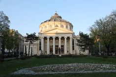 Romanian Athenaeum, Bucharest, RO