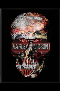 None of these images are mine =) Harley Davidson Fotos, Harley Davidson Stickers, Harley Davidson Pictures, Harley Davidson Tattoos, Harley Davidson Wallpaper, Harley Davidson Motorcycles, Casas Estilo Harry Potter, Biker Tattoos, Harley Davison
