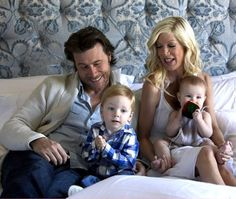 Maybe I shouldn't admit this, but I actually enjoy the reality show that Tori Spelling does with her husband Dean and cutie-pie kids Stella and Liam. This season on Tori & Dean: Home Sweet Hollywood (Oxygen network), they put the house we watched them remo last season on the market, and they moved into bigger, …