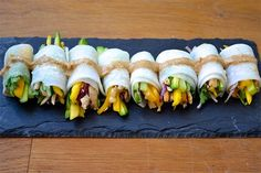 Chicken Wraps with Daikon Radish! Lunch Recipes, Cooking Recipes, Healthy Recipes, Keto Recipes, Asian Chopped Salad, Spicy Steak, Cauliflower Couscous, Low Carb Sandwiches, Pork Salad