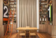 Casa Cor São Paulo 2014 | Projeto de Beatriz Dutra - Home Office #interiordesign #homeoffice #casacor