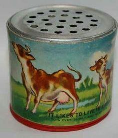 Speelgoed koe boe geluid