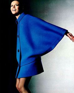 Fshion by Pierre Cardin for L'officiel magazine, 1960s.