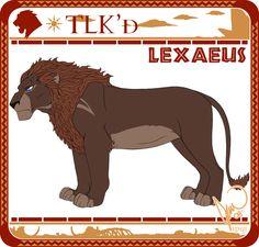 [ old ] - TLK'd Lexaeus by ipqi.deviantart.com on @DeviantArt