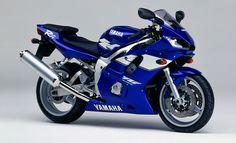 1999-Yamaha-R6-YZFR6/bike # 4- serial # 148th built