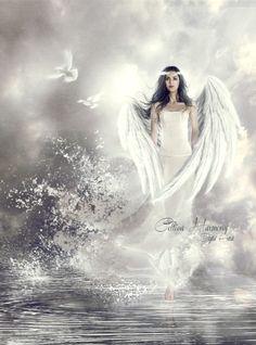 Mass of Angel by Celtica-Harmony.deviantart.com on @DeviantArt