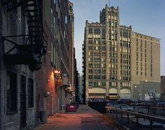 Metropolitan & Wurlitzer Buildings ~ Detroit Michigan