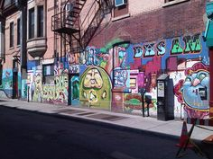 Graffiti Murals | Graffiti mural | Flickr - Photo Sharing!