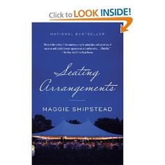 Seating Arrangements: Maggie Shipstead
