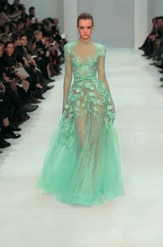 Elie Saab.love to see this in different colors