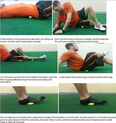 Self Myofascial Release with Tennis Ball