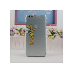 Coque Princesse Disney pour Apple IPhone 5 5s - Fée Clochette