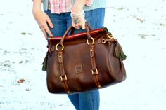 The Dooney & Bourke Florentine collection is a must-have! http://bit.ly/1gYZuig