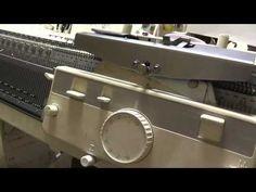 Английская резинка со сдвигом фонтур на основе резинки 2х2 от nyann goro - YouTube