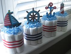 Sailor Themed Baby Shower Decorations - Baby Shower Ideas More