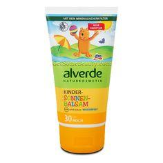 ALVERDE Natural Cosmetics Sunscreen Balm For Kids SPF 30 150 ml | Get Some Beauty