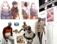 Proyectos sostenibles, Línea Concept, tendencias, desfiles de moda tejida… instantáneas de Katia en HH Cologne 2016 | http://www.katia.com/blog/es/tendencias-moda-katia-hh-cologne-2016/