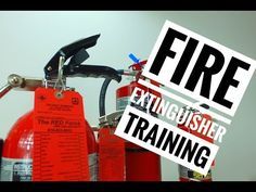 Professional Fire Extinguisher Training Lawrence Kansas (816) 833-8822 Meet Your OSHA Fire Extinguisher Training Requirements with the Red Force Fire and Sec...