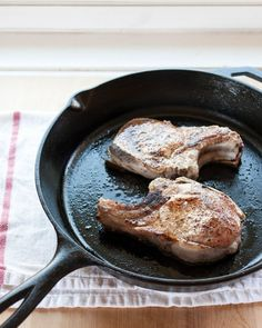 How To Cook Tender & Juicy Pork Chops in the Oven — Cooking Lessons from The Kitchn