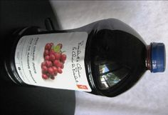 These are the 5 simple steps to turn the juice from the supermarket into wine.  Buy juice Add sugar Shake shake shake! Plug with airlock Wai...