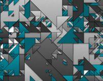 244 - the Social Grid by Joshua Davis, via Behance