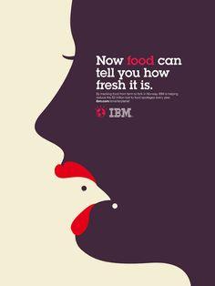 IBM ad campaign - brilliant