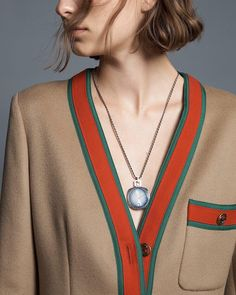 injects its signature spirit into a line-up of just-arrived watches. Hit the to shop – plus they're to… Minimalist Fashion, Minimalist Style, Floral Shorts, Lineup, Women Wear, Gucci, Turquoise, Pendant, Woman
