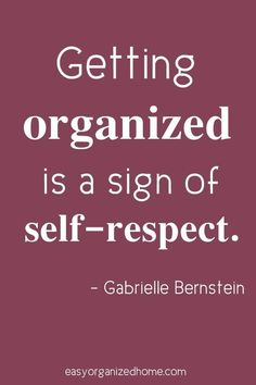 Organization Quotes - 15 Inspirational quotes about being organized Need some more motivation to get your life organized? Check out these inspirational organization quotes to start organizing your life. Great Quotes, Me Quotes, Motivational Quotes, Inspirational Quotes, Advice Quotes, Unique Quotes, House Quotes, Truth Quotes, Fact Quotes
