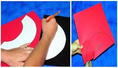 {TUTORIAL} Mickey Mouse Clubhouse Party Hats