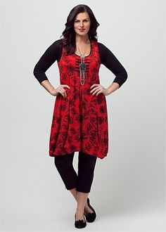 Plus Size Dresses Online | Dresses - Plus Size, Large Size Dresses for Australian Women - WHIRLWIND DRESS - TS14