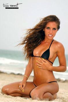 9bb6a7208fd Black Micro Bikini - Mini Micro G Bikini - String Bikini - Bikini - Todd  Barrett. South Beach FloridaMiami ...