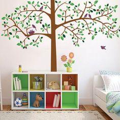 BestOfferBuy - Sticker mural grand'arbre JM7129: Amazon.fr: Cuisine & Maison