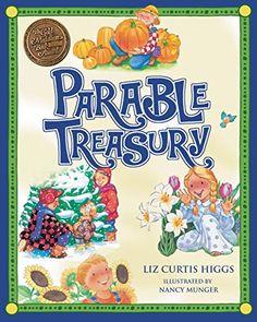 Parable Treasury by Liz Curtis Higgs http://www.amazon.com/dp/0529120674/ref=cm_sw_r_pi_dp_bK7hwb1BZ80EH