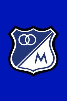 Azul y Blanco Millonarios Fútbol Club (Bogotá - Colombia)