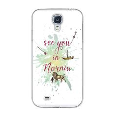 Samsung Galaxy / LG / HTC / Nexus Phone Case - See you in Narnia ($40) ❤ liked on Polyvore featuring accessories, tech accessories and android case