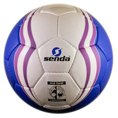 Did you know about Fair Trade soccer balls? Support Senda Athletics' documentary on Indiegogo and be entered to win this ball! See here for details: http://fairtradeusa.org/blog/support-soccers-path-fair-trade