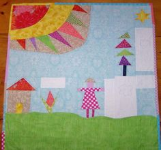 Dolly & New York Beauty by Sherri Noel | Quilting Ideas