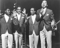 Smokey Robinson  The Miracles. Smoky Robinson, one of my fav entertainers.