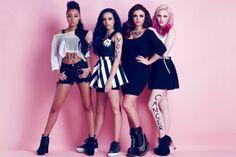 little mix | Little Mix star Perrie Edwards charts band's rise to the top - Daily ...