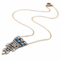 Long Pendant Necklace – Fanduoduo Jewelry