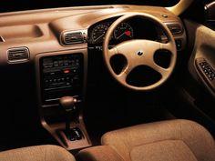 Nissan Presea (1990).