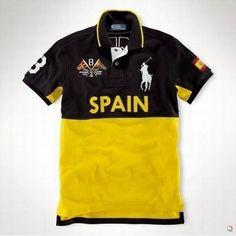 ralph lauren outlet Spain Polo Homme ir jaune http://www.polopascher.