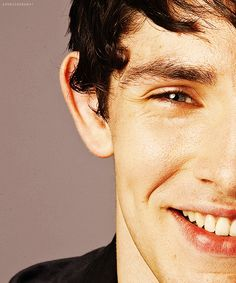 Colin Morgan. If perfection exsists, he is it.