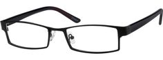 Order online, men black full rim mixed materials rectangle eyeglass frames model #830521. Visit Zenni Optical today to browse our collection of glasses and sunglasses.