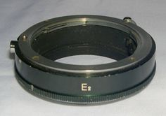Nikon Extension Ring - Good Used Condition - Works Perfectly