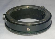 Nikon Extension Ring E2 - Good Used Condition - Works Perfectly #Nikon