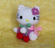 Amigurumi Hello Kitty